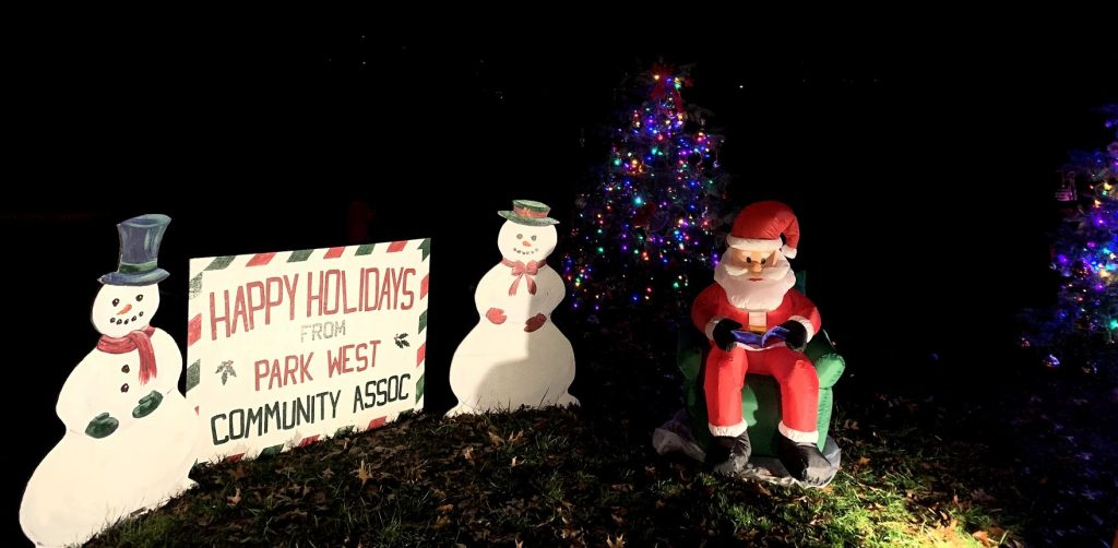 Holidays at Park West Community